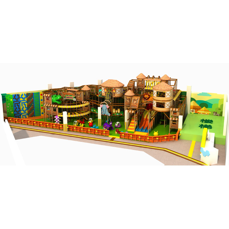 Naughty Castle,Kids Toy Indoor Playground, Amusement Park Equipment