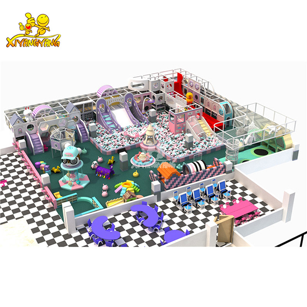 TUV,ASTM Approved Customized Various Color Mordern Theme Professional Manufacturer Factory Price Indoor Playground