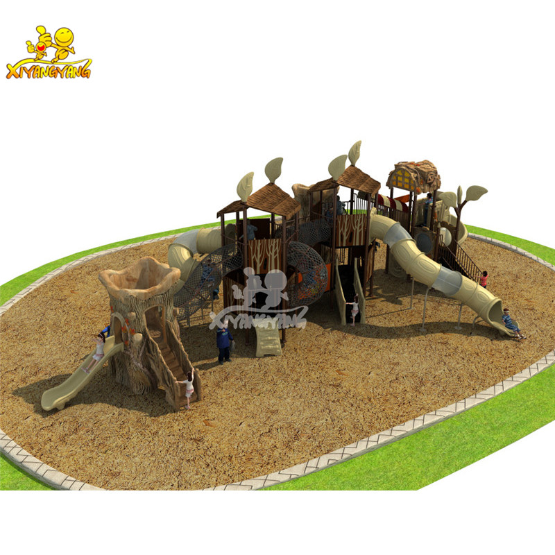 Kids outdoor playground equipment children playground for sale
