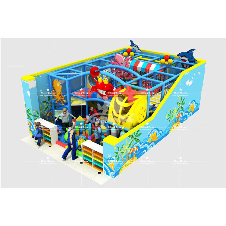 Children Play Area Kids Soft Indoor Playground