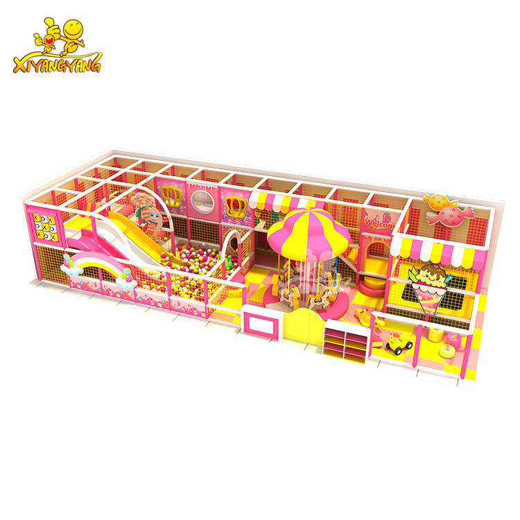 New design Big China manufacturer indoor playground for sale, commercial indoor soft playground equipment price